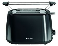 Hotpoint TT22MDBK0 2 Slice Toaster Variable Browning 850w Black Finish