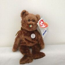 TY Beanie Babies - Republic of Ireland The World Cup Champion Bear