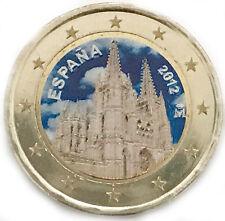 España 2012 UNESCO: Catedral de Burgos colorido