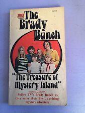 THE BRADY BUNCH THE MYTERY OF TREASURE ISLAND by Jack Matcha 12th PRINTING 1972