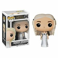 Exclusive Pop ! Game of Thrones - Daenerys Wedding Dress Funko Collectibles Toys