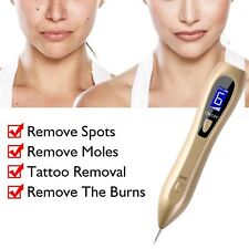 Laser Plasma Age Spot Pen Mole Warts Freckle Tattoo Removal Machine Beauty Care