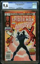 MARVEL TEAM-UP #123 (1982) CGC 9.6 CANADIAN PRICE VARIANT CPV WHITE PAGES