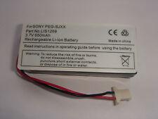 Batterie LIS1259 pour SONY PEG-SJXX Battery ACCU NEUVE