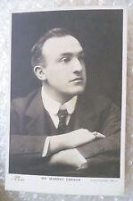 Postcard- MR. MURRAY CARSON