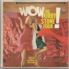"""THE KIRBY STONE FOUR """"SAN ANTONIO ROSE"""" 60'S EP WARNER BROS S 1508"""