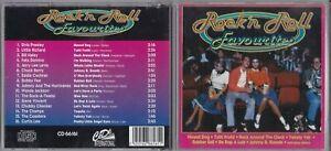 Rock'n Roll Favourites (16 Tracks CD) rar