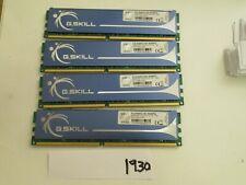 G.Skill F2-5300CL4D-4GBPQ 4x2Gb=8Gb PC2-5300 667Mhz DDR2 Desktop Memory RAM 1930