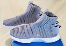 the best attitude 5de8b 8f9f1 Adidas Originals Crazy 1 Adv Sock PK Primeknit Gray Casual Shoes CQ0984  Mens 9.5