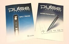 Livescribe Pulse Smartpen Livescribe Getting Started & User Guide Manual Only