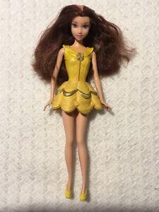 Disney Belle Beauty & The Beast Doll 30 cm Tall  Green Eyes