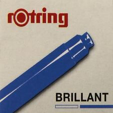 Rotring ArtPen Calligraphy Ink Cartridge Royal Blue