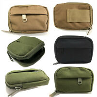 Military Mini Waist Pack Molle Pouch Coin Purse Utility Outdoor Sports Belt Bag