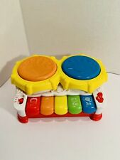 Educational Baby Musical Toys, Toddler Boy Girl Learning Music Drum Piano Toy