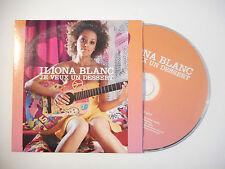 ILIONA BLANC : JE VEUX UN DESSERT ♦ CD SINGLE PORT GRATUIT ♦