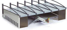 HE519762 HERPA WINGS AIRPORT HANGAR 1/500 SNAP FIT CONSTRUCTION KIT