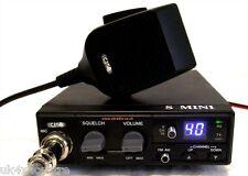 CB Radio Kit de arranque CRT S-Mini altavoz móvil y montaje DIN Combo