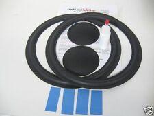 "Marantz 920 & 940 12"" Woofer Foam Kit - Speaker Repair w/ Shims & Dust Caps!"