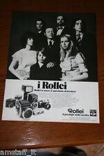 BA12=1972=ROLLEIFLEX=PUBBLICITA'=ADVERTISING=WERBUNG=