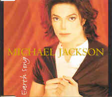 MICHAEL JACKSON - Earth song 5TR CDM 1995 POP incl MJ MEGAREMIX