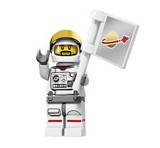 Series 15 n-02 Astronaut 71011 LEGO,astronauta,minifigure,serie