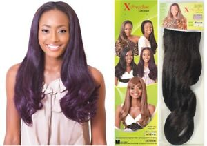 """Xpression Bounce Weave Synthetic 20"""" Hair Extensions"""