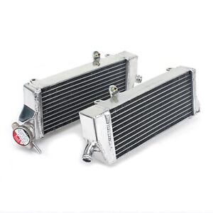 MX Wasserkühler Motorkühlung Kühler Radiator für KTM SX-F SXF 250 350 450 2013