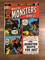 Where Monsters Dwell #23