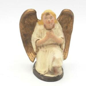 "Vintage 1950's Nativity 4"" Angel Figure"