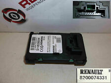 Renault Clio MK3 2005-2012 200 Key Card Reader Receiver Transponder 8200074331
