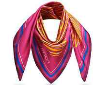 ❗️ Authentic Louis Vuitton Scarf 100% Silk M75804 Carre Almazing Pink 32801 NWT