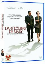 "Dvd ""in the shadow of mary"" disney emma thompson tom hanks new in blister"