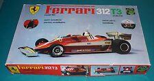 Ferrari 312 T3 Vintage Protar 1/12 F1 Gilles Villenueve Complete & Unstarted.