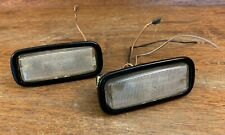 Porsche 911 Black Interior Dome Light BLACK - Original Hella