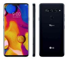 LG V40 ThinQ V405UA 64GB (6GB RAM) Triple 16MP 6.4'' Unlocked Smartphone - Black
