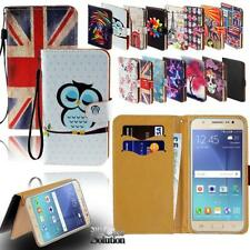 Flip Leather Wallet Stand Cover Phone Case For Samsung Galaxy S6 S7 S8 S9 S10