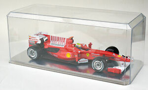 "1:18 Scale Pioneer Plastics Mirror base display case (13"" X 5"" X 5.5"")"