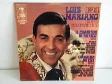 LUIS MARIANO N°2 Toutes ses operettes le chanteur de Mexico 2C062 10402