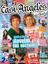 TEEN ANGELS - CASI ANGELES RARE Magazine Argentina May 2010 # 37