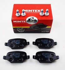 MINTEX REAR AXLE BRAKE PADS ALFA ROMEO FIAT LANCIA MDB2051 (REAL IMAGE OF PART)