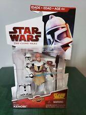 Obi-Wan Kenobi CW48 STAR WARS The Clone Wars TCW MOC