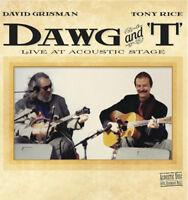 David Grisman - Dawg & T [New CD]
