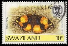 """SWAZILAND 506 (SG516) - Butterflies """"Yellow Pansy"""" (pa34339)"""