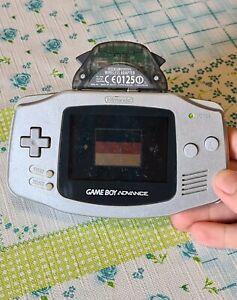 Gameboy Advance mit Wireless Adapter und Spielen