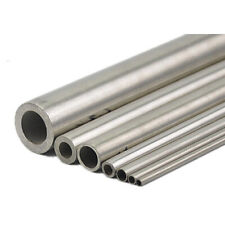 250mm length pure 316 stainless steel tube hollow pipe 6mm-12mm OD duct vessel