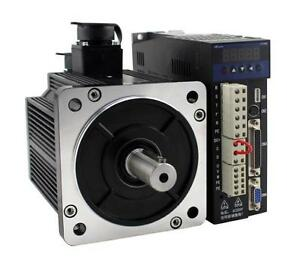 AC220V 15N.M 3KW 2000rpm 130ST-15020 Servo motor Servo driver with cable kits
