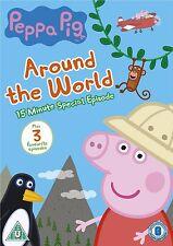 Peppa Pig: Around the World DVD R2 New Sealed