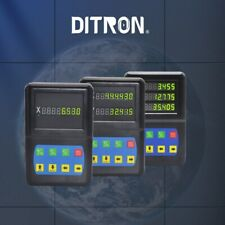 Ditron D50-1A/2A/3A Axis LCD/Digital Display For Milling/ Measuring Length