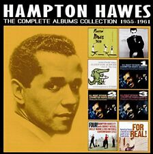 Hampton Hawes - The Complete Albums Collection 1955 - 1961 (4CD Box Set)