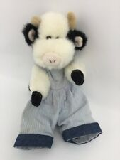 Ty Beanie Baby Attic Treasures Collection Madison Jointed Cow Bull 1993 Jumper